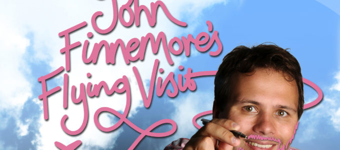 John Finnemore Flying Visit WEB